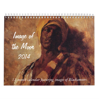 Image of the Moor 2014 Calendar