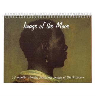Image of the Moor Calendar