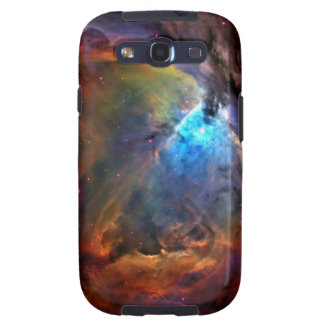 Image of the Orion Nebula Galaxy SIII Covers