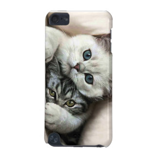 image of two cats iPod touch 5G case