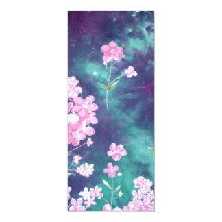 image of violets card
