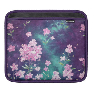 image of violets sleeves for iPads