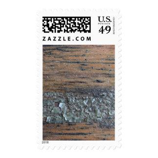 Image of Woodgrain and Varnish. Stamp