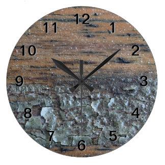 Image of Woodgrain and Varnish. Wallclocks