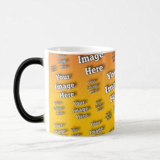 Image Template Magic Mug