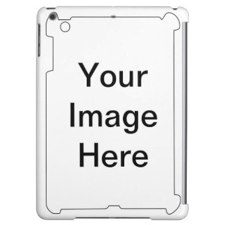 Image Text, Logo, Customize, Design, Make Your Own Case For iPad Air