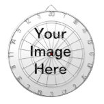 Image Text, Logo, Customize, Design, Make Your Own Dartboard With Darts