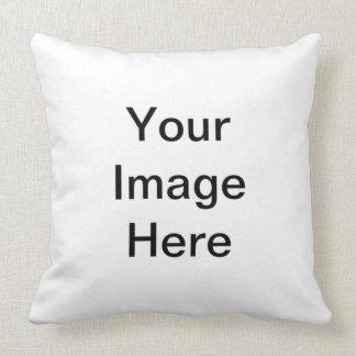 Image Text, Logo, Customize, Design, Make Your Own Throw Pillow