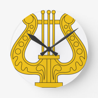 Image USSR military musicians, insignia (1936) Wallclocks