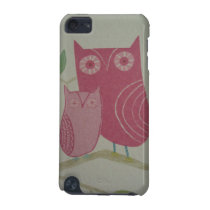 image with owls iPod touch (5th generation) case