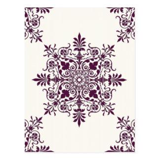 imagem com mosaico postcard