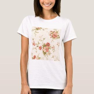 imagem com rosas T-Shirt