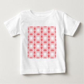 imagem de abtrato rosa e branco baby T-Shirt