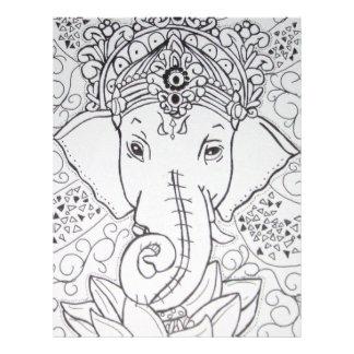 imagem de elefante flyer
