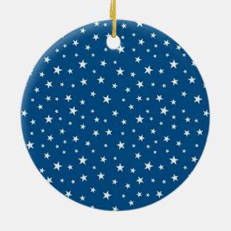 imagem de estrelinhas ceramic ornament