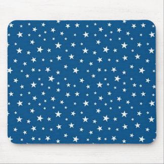 imagem de estrelinhas mouse pad