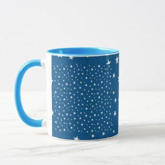 imagem de estrelinhas mug