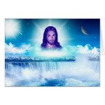 imagem de jesus tarjeta de felicitación