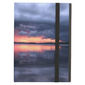 imagem de mar e nyvens iPad air case