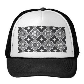imagem em mosaico trucker hat