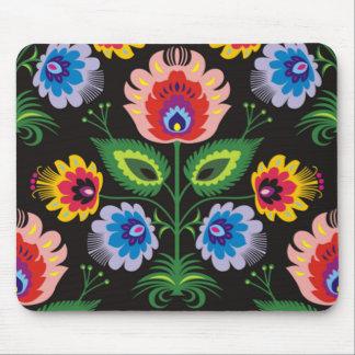 imagem painel floral mouse pad
