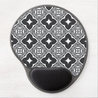 imagem tipo mosaico gel mouse pad