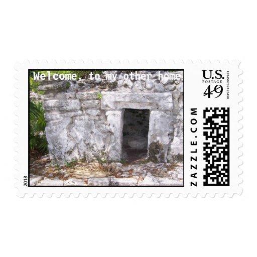 Imagen 016, recepción, a mi otro hogar sellos