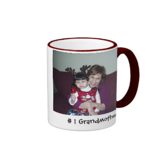 Imagen 070, # 1 abuela taza de dos colores