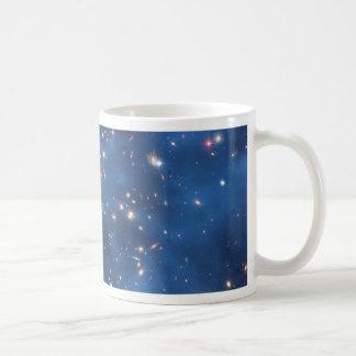 Imagen 1 del campo de estrella de Hubble Taza De Café