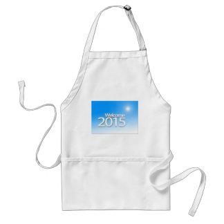 Imagen 2015 del Año Nuevo Delantal