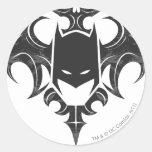 Imagen 34 de Batman Pegatina Redonda