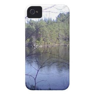 Imagen 3 del lago iPhone 4 Case-Mate funda