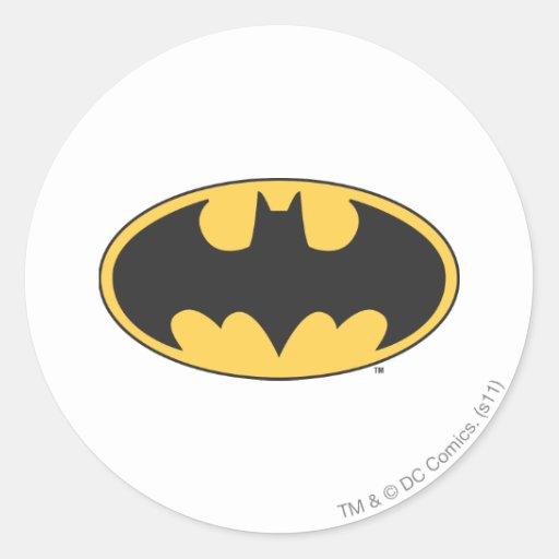 Imagen 71 de Batman Etiquetas Redondas