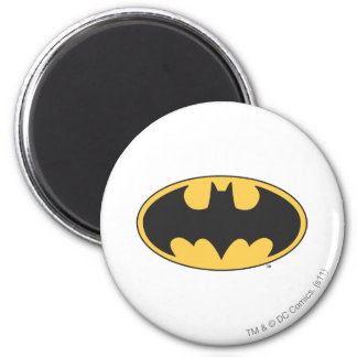 Imagen 71 de Batman Imán Redondo 5 Cm