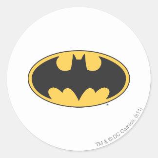 Imagen 71 de Batman Pegatina Redonda
