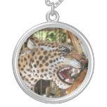 Imagen animal de la cabeza del jaguar del carrusel joyerias personalizadas
