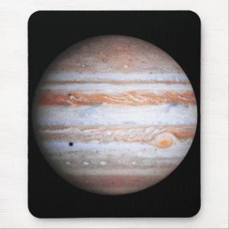 Imagen AUMENTADA de la NASA del flyby de Júpiter Mousepad