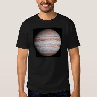 Imagen AUMENTADA de la NASA del flyby de Júpiter Poleras
