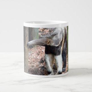 imagen aumentada nariz de la imagen del animal taza grande