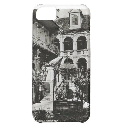 Imagen Austria, Salzburg, Schloss Hollenegg del vi Funda Para iPhone 5C
