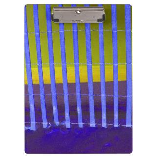imagen azul de la playa de Yellow Sea de la cerca