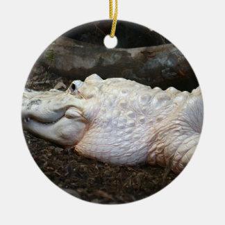 imagen blanca del estilo de la acuarela del cocodr ornamentos de reyes