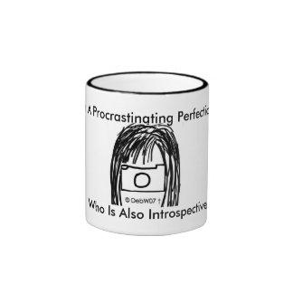 Imagen blanco y negro de la taza de café DebW07 1