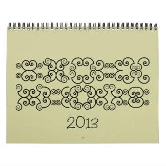 Imagen Calendario De Pared