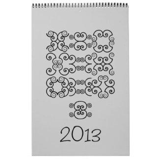 Imagen Calendarios De Pared