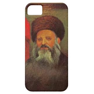 Imagen clásica judía iPhone 5 protector