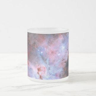 Imagen compuesta del color de la nebulosa de taza de cristal