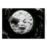 """Imagen congelada - """"tarjeta de Lune del La de Le V"""