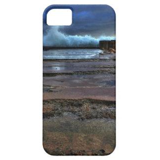Imagen Dave Lee de la rotura de la onda del caso iPhone 5 Carcasa