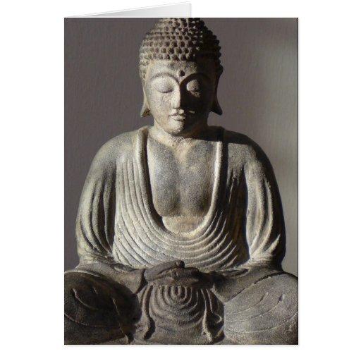 Imagen de Buda. Estatua de Buda Tarjetas